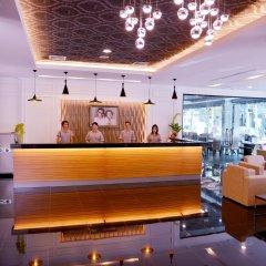 Picnic Hotel Bangkok интерьер отеля фото 3