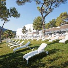 Отель Grupotel Ibiza Beach Resort - Adults Only пляж фото 2