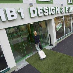 Hb1 Design And Budget Hotel Wien Schoenbrunn Вена городской автобус