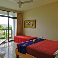 Отель Savusavu Hot Springs Hotel Фиджи, Савусаву - отзывы, цены и фото номеров - забронировать отель Savusavu Hot Springs Hotel онлайн комната для гостей фото 5