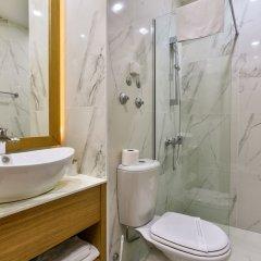 Отель Lusso Mare Черногория, Будва - отзывы, цены и фото номеров - забронировать отель Lusso Mare онлайн ванная
