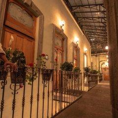 Puebla de Antaño Hotel гостиничный бар