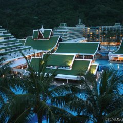Отель Le Meridien Phuket Beach Resort фото 12