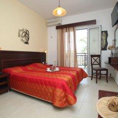 Отель Sarantis Hotel Греция, Ханиотис - отзывы, цены и фото номеров - забронировать отель Sarantis Hotel онлайн комната для гостей фото 4