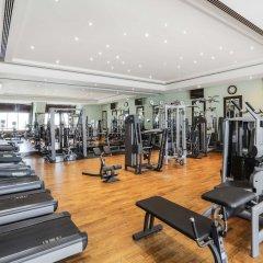 Отель Radisson Blu Resort, Sharjah фитнесс-зал фото 3