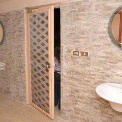 Отель The Rock Camp Иордания, Вади-Муса - отзывы, цены и фото номеров - забронировать отель The Rock Camp онлайн ванная фото 2