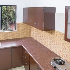 Апартаменты GuestHouser 1 BHK Apartment f749 Гоа в номере фото 2
