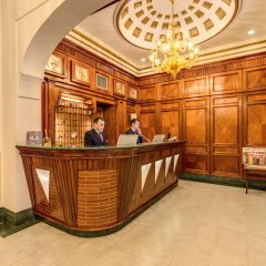 Отель Augusta Lucilla Palace спа