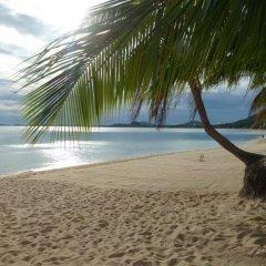 Отель Palm Point Village пляж фото 3