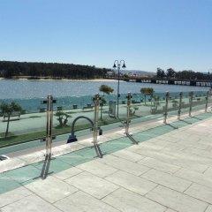 Hotel Via Norte Эль-Грове приотельная территория фото 2