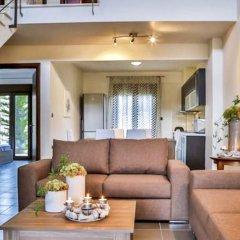 Отель Villa Nefeli, Pefkochori Греция, Пефкохори - отзывы, цены и фото номеров - забронировать отель Villa Nefeli, Pefkochori онлайн комната для гостей фото 2