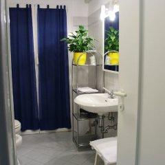 Отель Agnello D'Oro Италия, Генуя - 6 отзывов об отеле, цены и фото номеров - забронировать отель Agnello D'Oro онлайн ванная