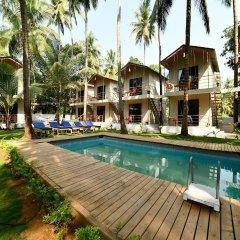 Отель OYO 26851 La Perla Resort Индия, Морджим - отзывы, цены и фото номеров - забронировать отель OYO 26851 La Perla Resort онлайн фото 5