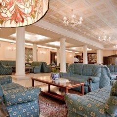 Отель Terme Roma Италия, Абано-Терме - 2 отзыва об отеле, цены и фото номеров - забронировать отель Terme Roma онлайн интерьер отеля фото 3