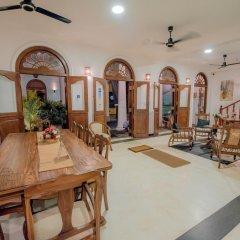 Отель Muhsin Villa Шри-Ланка, Галле - отзывы, цены и фото номеров - забронировать отель Muhsin Villa онлайн развлечения