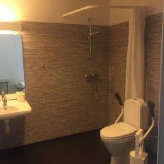 Отель Ansgar Summerhotel Норвегия, Кристиансанд - отзывы, цены и фото номеров - забронировать отель Ansgar Summerhotel онлайн ванная