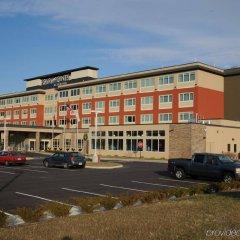 Отель Four Points by Sheraton Columbus Ohio Airport США, Колумбус - отзывы, цены и фото номеров - забронировать отель Four Points by Sheraton Columbus Ohio Airport онлайн парковка