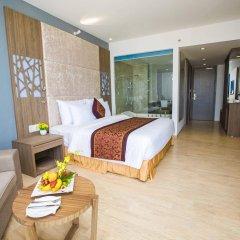 Отель Golden Peak Resort & Spa Вьетнам, Камрань - отзывы, цены и фото номеров - забронировать отель Golden Peak Resort & Spa онлайн комната для гостей