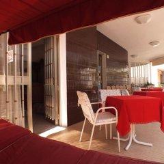 Hotel Luana Римини балкон