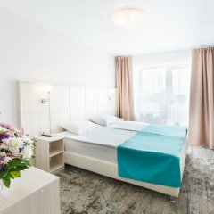 Гостиница Охтинская комната для гостей фото 6