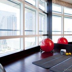 Отель Rosewood Abu Dhabi фитнесс-зал