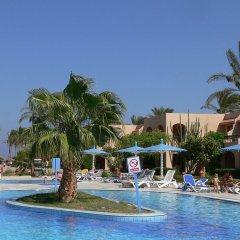Отель Ali Baba Palace бассейн фото 3