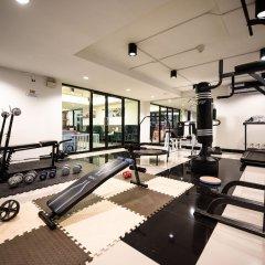 48Metro Hotel Bangkok Бангкок фитнесс-зал фото 2