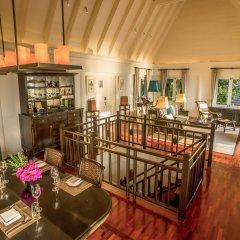 Отель InterContinental Samui Baan Taling Ngam Resort питание