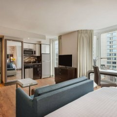 Отель Homewood Suites Midtown Manhattan Times Square South комната для гостей фото 4