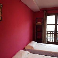 Отель Alberg Les Daines комната для гостей