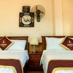 Sapa Mimosa Hotel сейф в номере