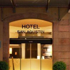 Отель Sant Agusti Барселона развлечения