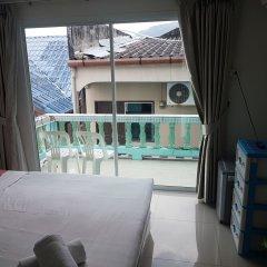 Отель The Villa Residences балкон