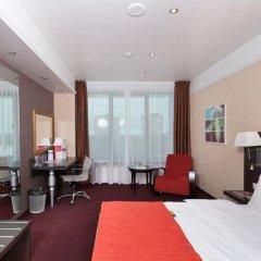 Гостиница Park Inn by Radisson Ижевск 4* Стандартный номер двуспальная кровать фото 3