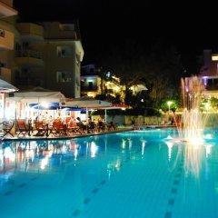 Hotel Koukounaria бассейн