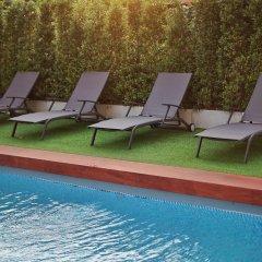 Отель Ruenthip Residence Pattaya бассейн
