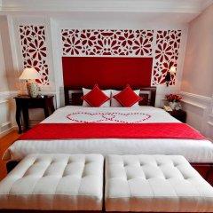 Отель La Beaute De Hanoi Ханой сейф в номере