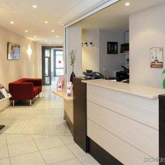 Отель Séjours et Affaires Paris Malakoff Франция, Малакофф - 4 отзыва об отеле, цены и фото номеров - забронировать отель Séjours et Affaires Paris Malakoff онлайн интерьер отеля