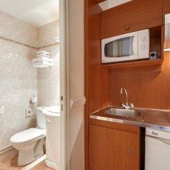 Отель Pavillon Courcelles Parc Monceau ванная