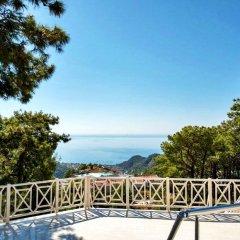 St.Nicholas Турция, Олудениз - 1 отзыв об отеле, цены и фото номеров - забронировать отель St.Nicholas онлайн пляж фото 2
