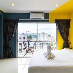 Отель Two Color Patong балкон фото 2