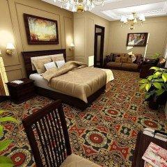 Гостиница Мегаполис комната для гостей фото 21