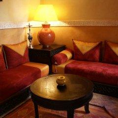 Отель Riad Nabila Марракеш комната для гостей фото 5