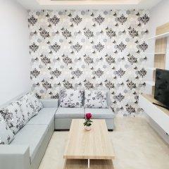 Апартаменты Peony Apartment Нячанг комната для гостей фото 3