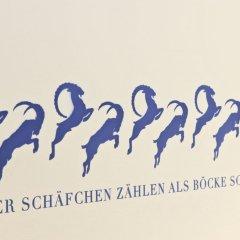 Hotel Blauer Bock фитнесс-зал