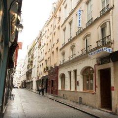 Отель Tiquetonne Франция, Париж - отзывы, цены и фото номеров - забронировать отель Tiquetonne онлайн фото 3