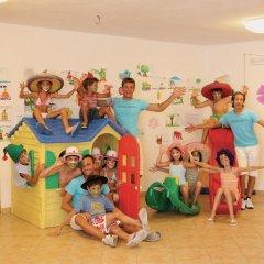 Hotel Caesar Palace Джардини Наксос детские мероприятия