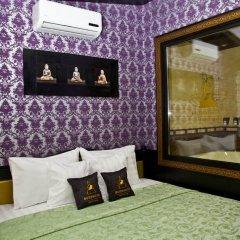 Гостиница БуддОтель Москва комната для гостей фото 4