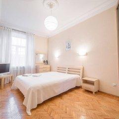 Апартаменты SutkiMinsk Apartment комната для гостей фото 5