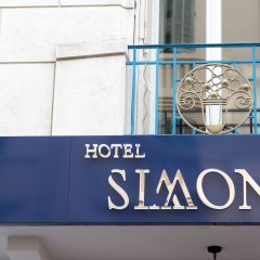Отель Hôtel Simone фото 4